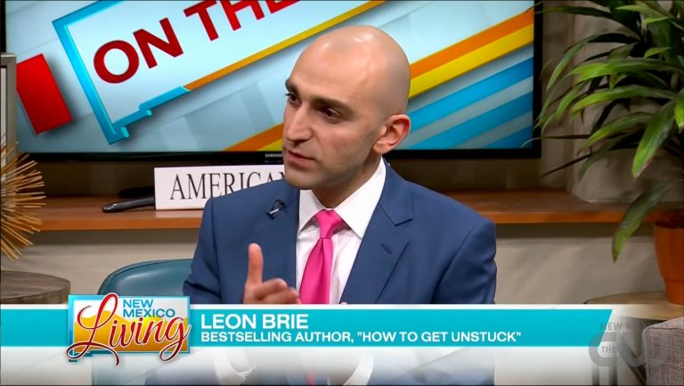 Leon Brie on New Mexico Living